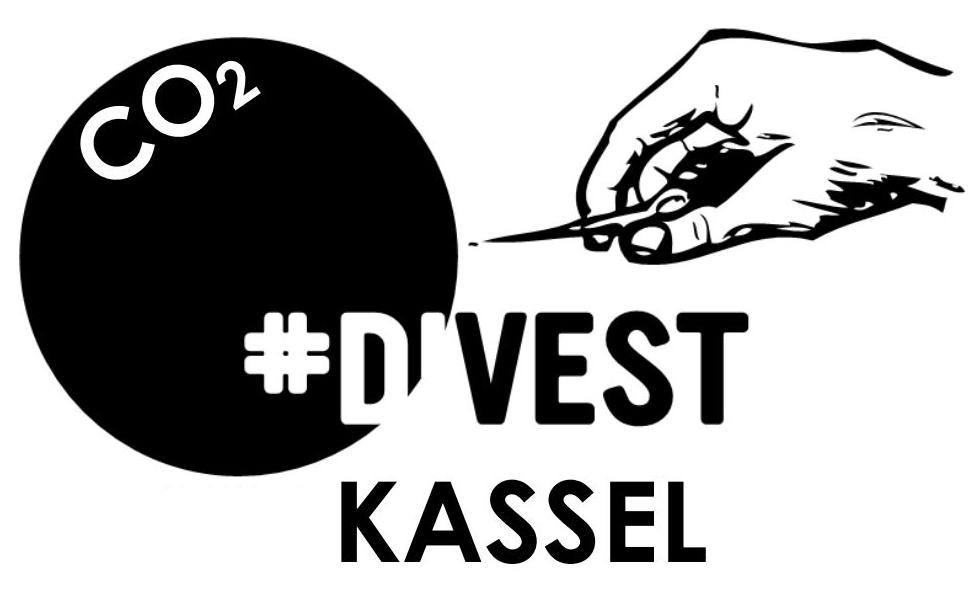 Logo Divest Kassel